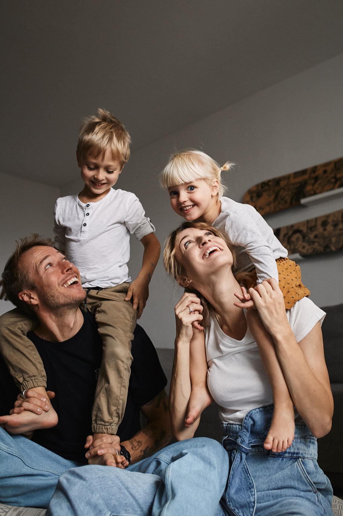 naturalna fotografia rodzinna i noworodkowa warszawa