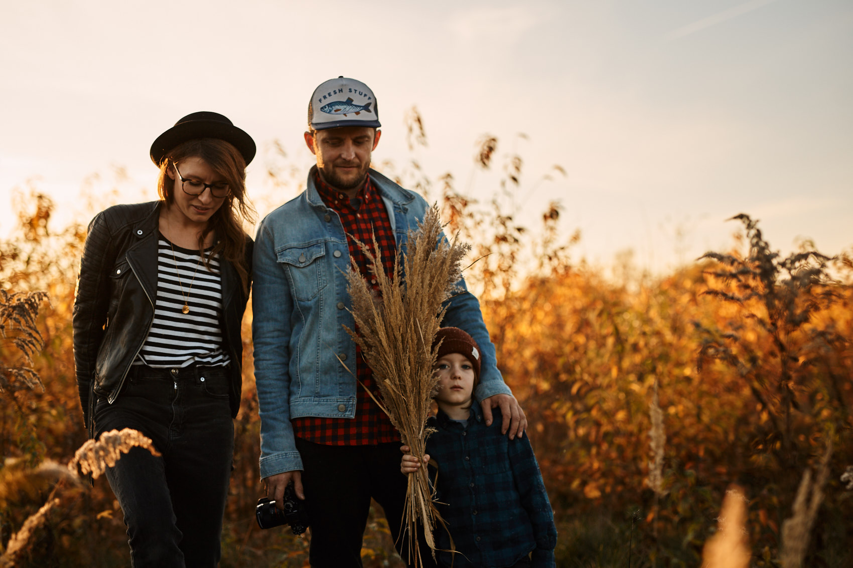 rodzinna sesja w plenerze milanowek podkowa piaseczno pruszkow