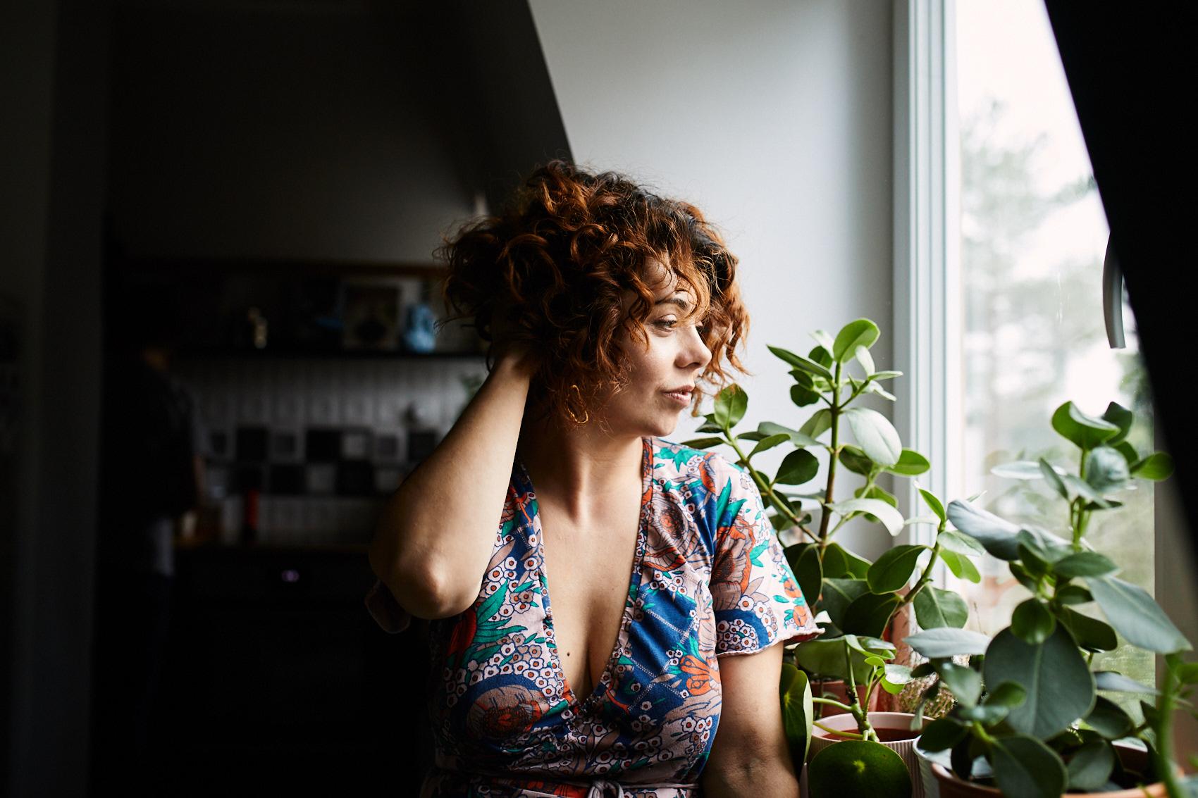 fotografia kobieca wizerunkowa naturalna warszawa