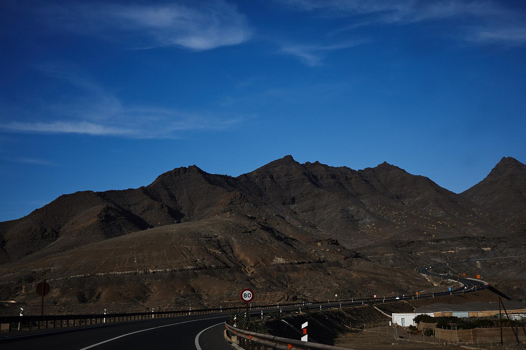 Gran Canaria GC 200 niebezpieczna