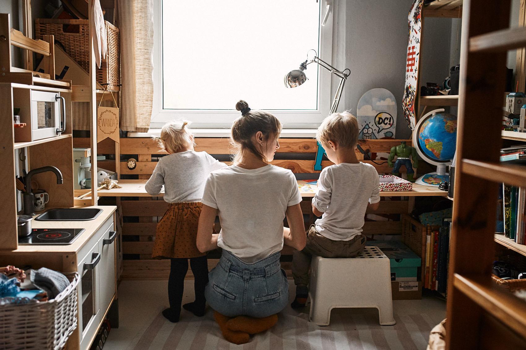 wspolny czas z dzieckiem rodzenstwo lifestyle