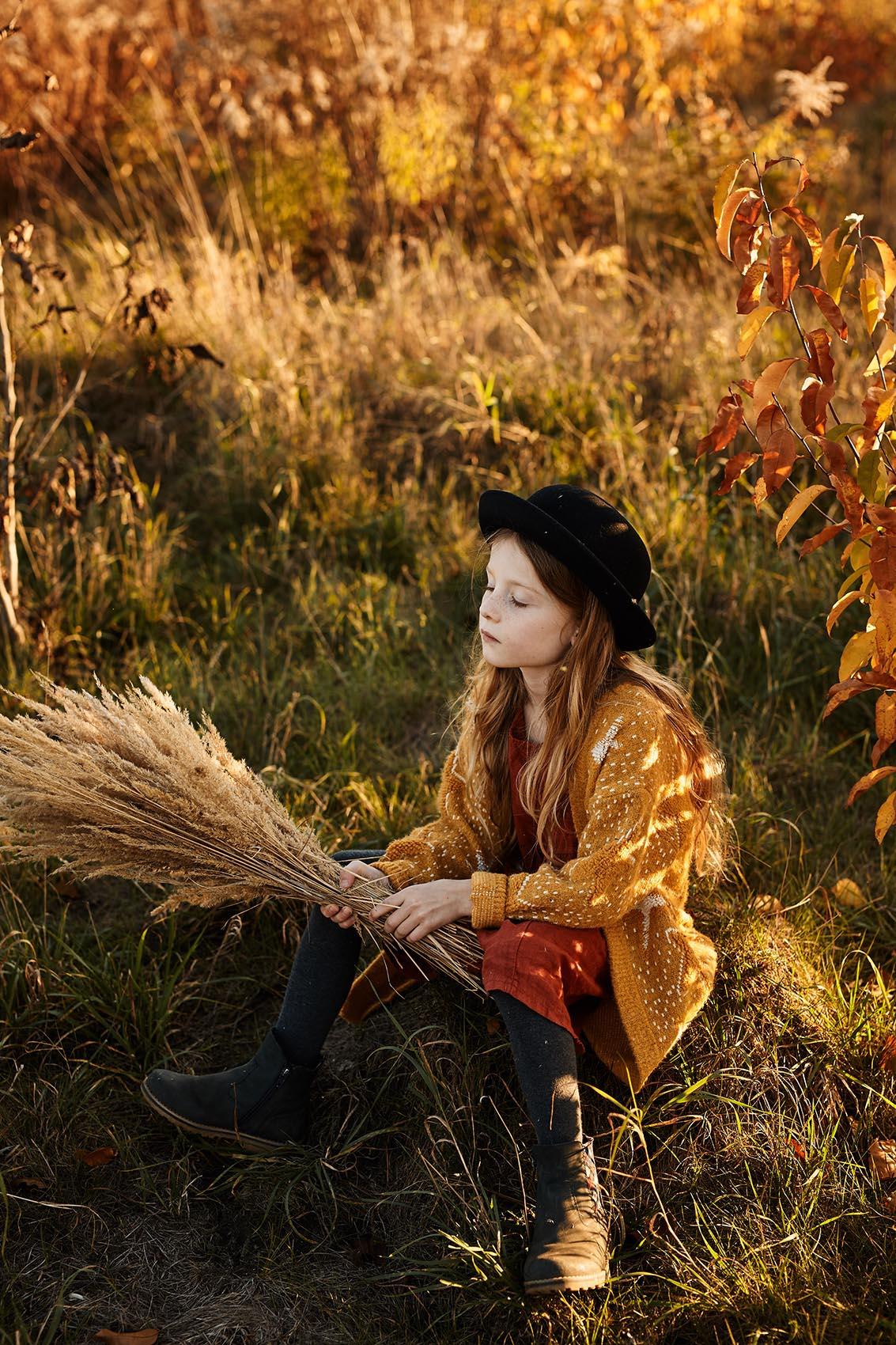 jesienny plener fotograf warszawa