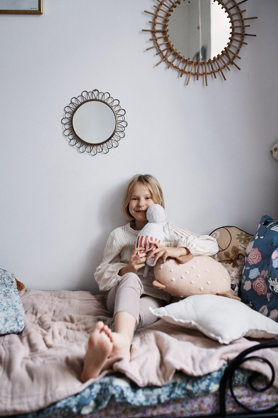 pokoj dzieciecy sesja wnetrza vintage fotografia lifestyle