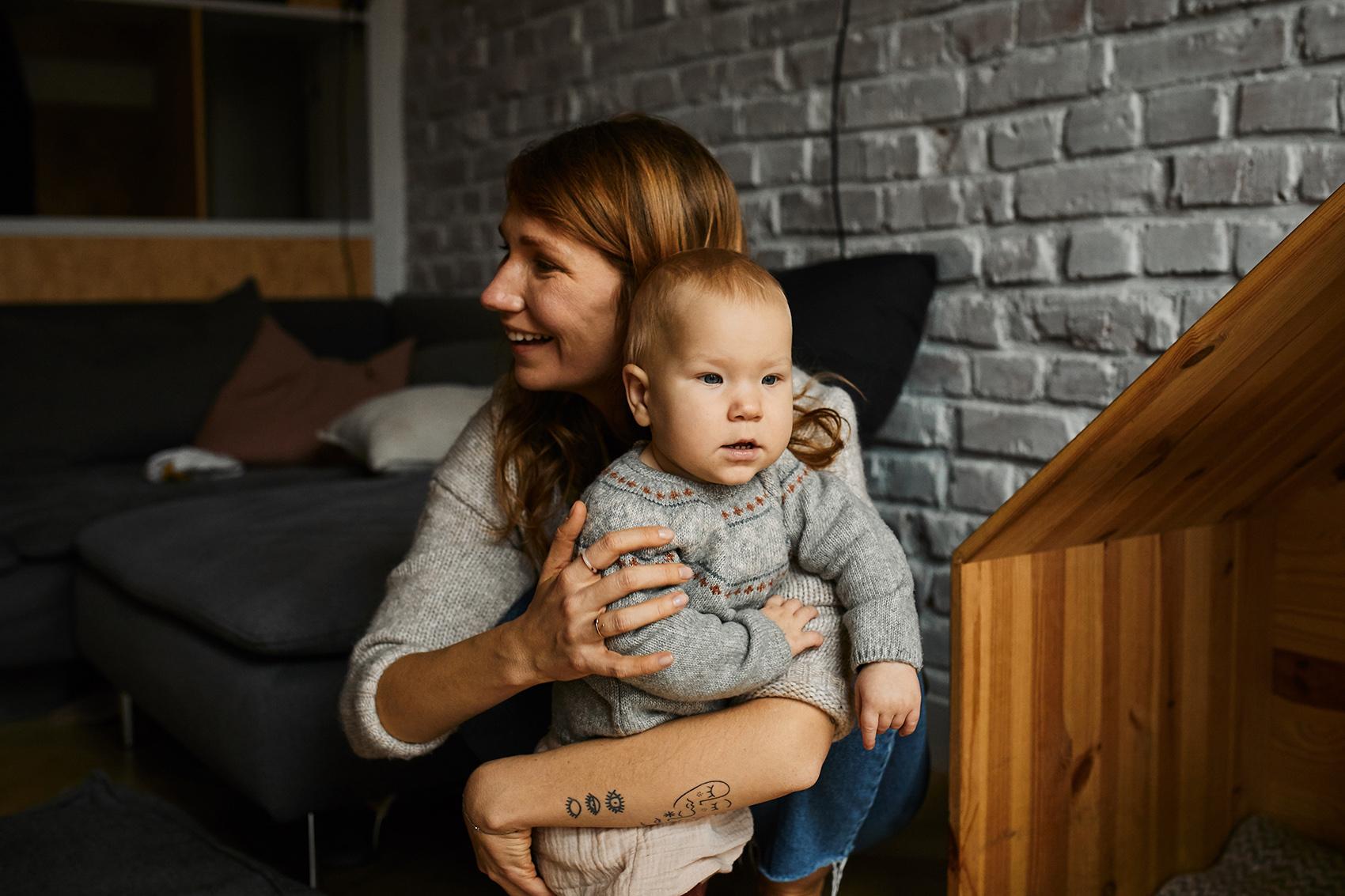 rodzinna fotografia lifestyle domowa milanowek pruszkow konstancin otowock warszawa